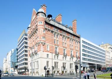 30 James Street - External